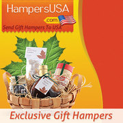 Delivery amazing hampers with your love
